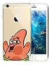 Cartoon TPU Back Case for iPhone 6s 6 Plus