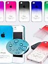 дождевую каплю PC Back Чехол для iPhone 4 / 4s (разных цветов)