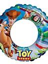 yitour ® desenhos animados anel de natacao para criancas w58253 (cor aleatoria)