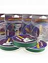 100/110 יארד PE  / Dyneema חוט קלוע חוט דיג 100lb 75LB 65LB 60LB 0.37mm,0.40mm,0.45mm,0.50mm mm ל דיג בים דיג בחכה הטלת פיתיון דיג קרח