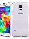 Samsung Galaxy S5 Мини - Задняя панель - Однотонные/Хрустальная поверхность - Мобильный телефон Samsung ( белый , Пластик )