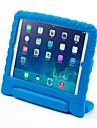Coque Pour iPad Air Antichoc Avec Support Securite Enfant Coque Integrale Couleur unie EVA pour iPad Air