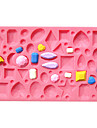 1pc Novelty For Cake Silicone High Quality Mold Cake Molds
