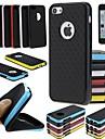 Design Especial - iPhone 5C - Capa traseira ( Vermelho/Preto/Branco/Azul/Rosa/Amarelo , Policarbonato/Plástico )
