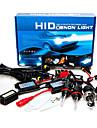 12V 55W H4 AC Hid Xenon Hight / Low  Conversion Kit 8000K