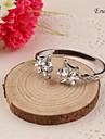 eruner® o senhor do anéis anoitecer pulseira estrela ângulo flor pulseira de cristal pulseira ângulo para as mulheres