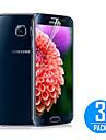 삼성 갤럭시 S6 g9200 (3 개) 클리어 스크린 보호 필름
