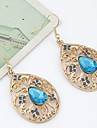 Hollywood Star Club Fashion The Sell Like Hot Cakes Gold-Plated Earrings