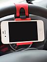 Стенд / крепление для телефона Автомобиль Руль Регулируемая подставка Пластик for Мобильный телефон