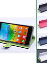 PU Leather  Protective Case With Holder Stand for Lenovo K3-Note/K50-T5(Assorted Colors)