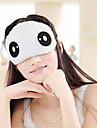 cute face panda sono viagens olho mascara lightproof