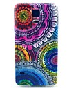 Flower Pattern TPU Soft Case for Samsung Galaxy S3/S3 Mini/S4/S4 Mini/S5/S5 Mini