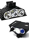 Headlamps Flashlight Kits LED Light Bulbs LED 7500 Lumens 4 Mode XM-L2 T6 No Waterproof for Camping/Hiking/Caving Everyday Use