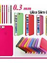 mince couverture de luxe ultra translucide pour l'iphone 6 plus (couleurs assorties)