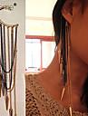 여성용 귀는 - 술 멀티 레이어 유럽의 귀걸이 제품 파티 일상