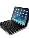 DGZ ultraminces bluetooth magnetique en aluminium clavier sans fil de couverture de cas pour l\'air apple ipad