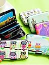 Τυχαίο Χρώμα - Θήκες Πιστωτικών Καρτών - από Πλαστικό - Χαριτωμένο/Δουλειά/Πολυλειτουργία