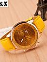 Women's Fashion Silicon Quartz Steel Belt Wrist Watch(Assorted Colors) Cool Watches Unique Watches