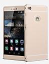 Для Кейс для Huawei Покрытие Кейс для Задняя крышка Кейс для Один цвет Твердый Акрил Huawei