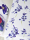 акварель цветок печатных скатерть