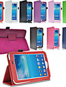 New Magnetic PU Leather Flip Stand Case Cover for Samsung Galaxy Tab 3 7.0 P3200/Tab 3 10.1 P5200