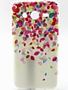 Colorful Petal Pattern TPU Material Soft Phone Case for Samsung G355H G530 G357F G360 G386F G850F G3500