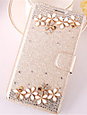 PU Leather Pure Manual Set Auger Full Body Cases For Galaxy Grand 2/Core Prime/Ace 3/Trend Duos/Trend 3/Grand