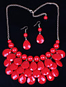 Women\'s Jewelry Set Vintage Cute Party Casual Fashion Statement Jewelry Cute Style Party Special Occasion Anniversary Birthday Gift Alloy