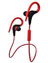 isolamento de ruído em execução esporte headphone gancho avoide briga com microfone e controle remoto de volume para iphone