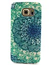For Samsung Galaxy Case Pattern Case Back Cover Case Mandala TPU Samsung S6 edge / S6 / S5 Mini / S5 / S4 Mini / S4 / S3 Mini / S3
