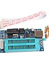 마이크로 컨트롤러 개발을위한 USB 자동 프로그래밍과 그림의 K150 프로그래머