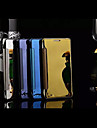 For Samsung Galaxy Case Mirror / Flip / Transparent Case Full Body Case Solid Color PC Samsung A8 / A7 / A5
