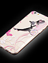 iPhone 6/6S compatible Transparent/Graphic/Special Design Back Cover