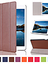 Case For iPad Mini 4 iPad Mini 3/2/1 iPad 4/3/2 iPad Air 2 iPad Air Card Holder with Stand Full Body Cases Scenery PU Leather for iPad