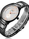 montre la bosck des hommes en noir alliage de tungstène montre à quartz étanche ultra-mince