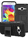 Hybrid Kickstand Display Cover Combo Hard PC + TPU Case For Samsung Galaxy Grand Prime/Core Prime/Young 2/Ace 4