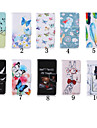 4 Inch Special Pattern PU Wallet Leather Case with Stand for iPod Touch 5/ Touch 6(Assorted Colors)