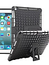 TPU+ PC Hybrid Rugged Rubber Armor stand Hard Cover Cases For  iPad Air Air2 mini 123 mini4