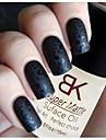 1PCS 15ML Nail Polish Magic Super Matte Transparent Nails Art Gel Frosted Surface Oil Nail Polish