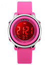 Skmei®Fashion Children LED Digital Multifunction Wrist Watch 50m Waterproof Assorted Colors Cool Watches Unique Watches Strap Watch