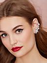 Dames Kubieke Zirkonia Oor manchetten - Kubieke Zirkonia, Gesimuleerde diamant Luxe Goud / Zilver Voor