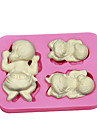 1pc Novelty For Cake Plastic DIY Cake Molds