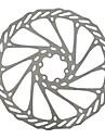 mi.Xim 203-G3 Mountain Folding Bike 203mm Six Holes Bicycle Disc Cycling Disc Brake Rotors with T25 Screws