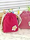 랜덤 색상 - 큐트 - 직물 - 문구류 가방