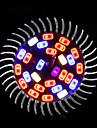 Morsen®28w e27 espectro completo levou crescer luzes 28 leds lâmpada para flor planta hidroponia luz