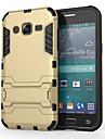 용 삼성 갤럭시 케이스 충격방지 / 스탠드 케이스 뒷면 커버 케이스 갑옷 PC Samsung J5
