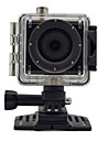 Aksiyon Kamerası / Spor Kamera vlogging 2592 x 1944 Piksel 1.5 inç CMOS 20 m