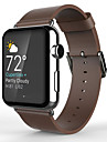 Watch Band For Apple Watch 3 Classic Buckle Leather Replacement Strap Wrist Band