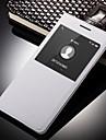 화웨이 어 센드 P8 라이트에 대한 원래의 PU 가죽 스마트 자동 수면 전신 케이스 (모듬 색상)
