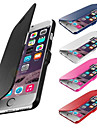 Frosted Design Magnetic Buckle Full Body Case for iPhone 6 Plus (Assorted Colors)